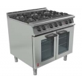 Falcon Dominator Plus G3101 OTC Six Burner Oven Range